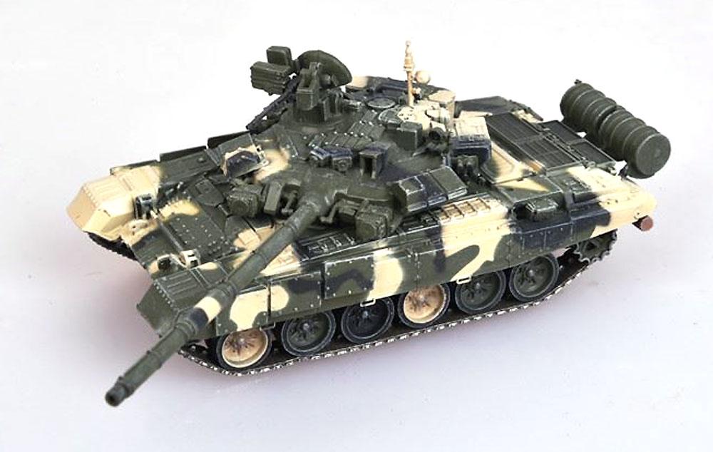 ロシア T-90A 主力戦車 第2タマンスカヤ師団 対独戦勝記念日パレード 2010年完成品(モデルコレクト1/72 AFV 完成品モデルNo.MODAS72092)商品画像_1
