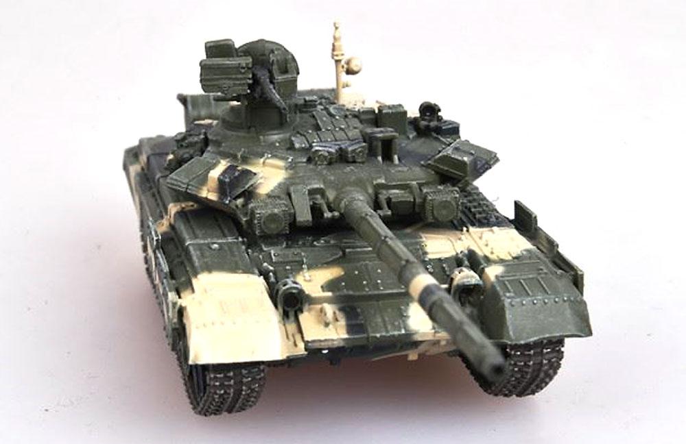 ロシア T-90A 主力戦車 第2タマンスカヤ師団 対独戦勝記念日パレード 2010年完成品(モデルコレクト1/72 AFV 完成品モデルNo.MODAS72092)商品画像_2