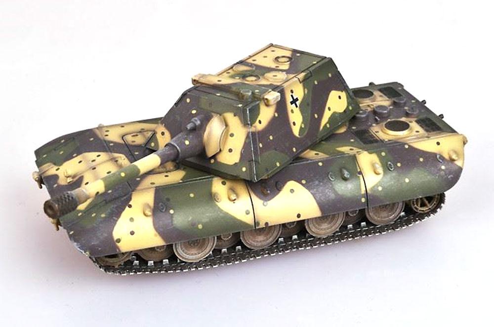 ドイツ E-100 クルップ砲塔 1946年 光と陰迷彩完成品(モデルコレクト1/72 AFV 完成品モデルNo.MODAS72093)商品画像_1