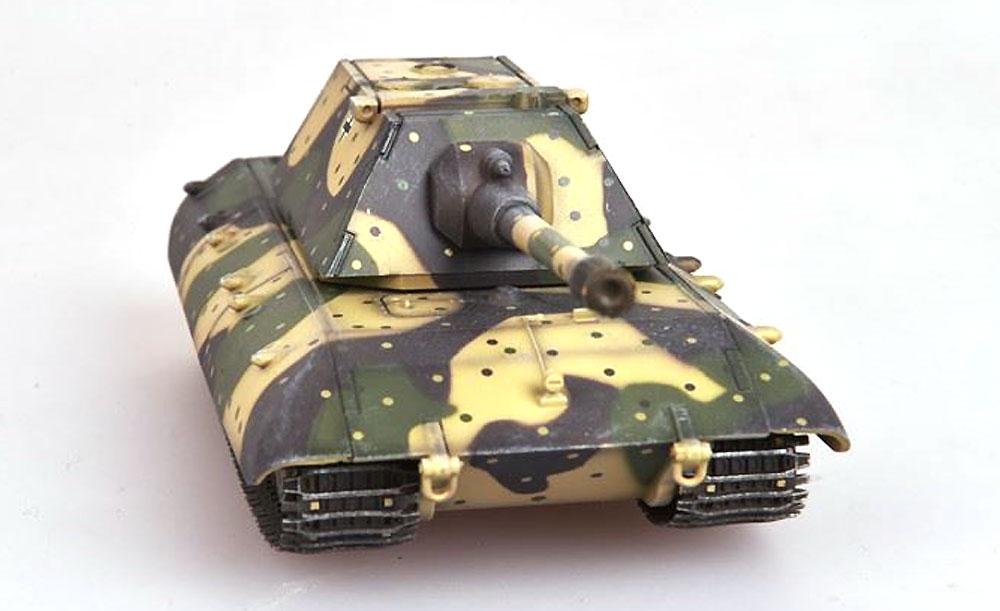 ドイツ E-100 クルップ砲塔 1946年 光と陰迷彩完成品(モデルコレクト1/72 AFV 完成品モデルNo.MODAS72093)商品画像_2