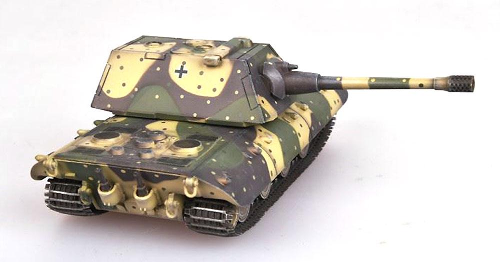 ドイツ E-100 クルップ砲塔 1946年 光と陰迷彩完成品(モデルコレクト1/72 AFV 完成品モデルNo.MODAS72093)商品画像_3