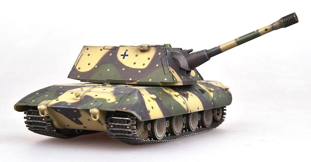 ドイツ E-100 クルップ砲塔 1946年 光と陰迷彩完成品(モデルコレクト1/72 AFV 完成品モデルNo.MODAS72093)商品画像_4