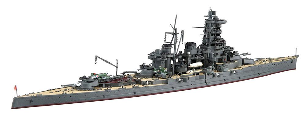 日本海軍 戦艦 榛名 昭和19年 捷一号作戦プラモデル(フジミ1/700 特シリーズNo.076)商品画像_3