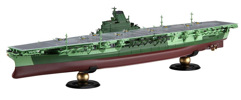 日本海軍 航空母艦 信濃 シースルー版プラモデル(フジミ艦NEXTNo.010EX-001)商品画像_2