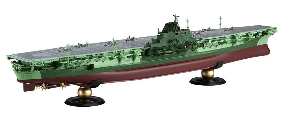 日本海軍 航空母艦 信濃 シースルー版プラモデル(フジミ艦NEXTNo.010EX-001)商品画像_3