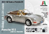 ポルシェ 911 アメリカン ロードスター