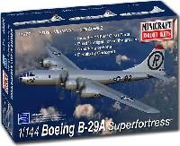 ミニクラフト1/144 軍用機プラスチックモデルキットボーイング B-29A スーパーフォートレス