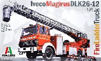 イヴェコ マギルス DLK26-12 はしご付消防車