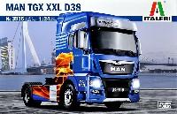 MAN TGX XXL D38 トラクターヘッド