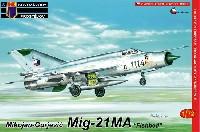 MiG-21MA フィッシュベッド