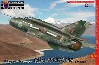 MiG-21M/SM フィッシュベッド
