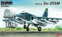 KPモデル1/48 エアクラフト プラモデルスホーイ Su-25SM