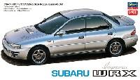 ハセガワ1/24 自動車 限定生産スバル インプレッサ WRX