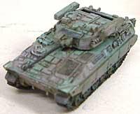 自衛隊 89式装甲戦闘車 (FV)レジン(紙でコロコロ1/144 ミニミニタリーフィギュアNo.021)商品画像_2