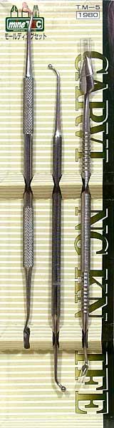 モールディングセットスパチュラ(ミネシマmineTEC シリーズNo.TM-005)商品画像
