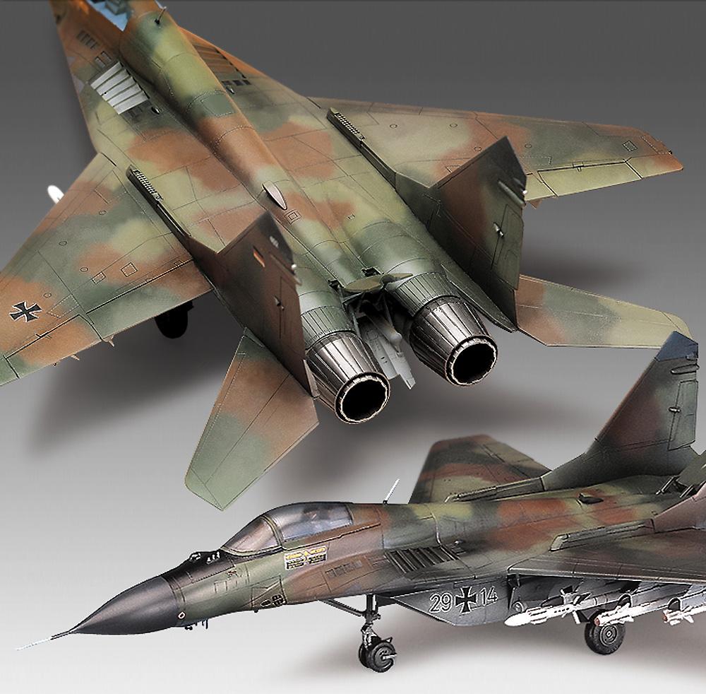 MIG-29A ファルクラム Aプラモデル(アカデミー1/48 AircraftsNo.12263)商品画像_4