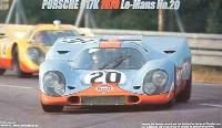フジミ1/24 ヒストリックレーシングカー シリーズポルシェ 917K 1970 ル・マン24時間レース No.20