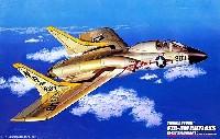 フジミAIR CRAFT (シリーズH)F7U-3M カットラス VA-116 ロードランナーズ