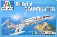 イタレリ1/72 航空機シリーズF-104A スターファイター