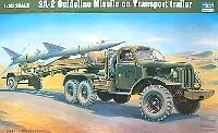 SA-2 誘導ミサイル / 輸送車