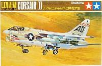 タミヤ1/100 ミニジェットシリーズコルセアII (L.T.V. A-7A コルセアII)