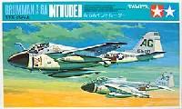 タミヤ1/100 ミニジェットシリーズイントルーダー (A-6A イントルーダー)