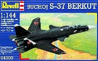レベル1/144 飛行機スホーイ S-37 ベルクト