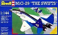 Mig-29 ザ・スウィフツ