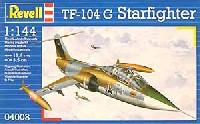 レベル1/144 飛行機TF-104G スターファイター