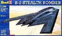 レベル1/144 飛行機B-2 ステルスボマー