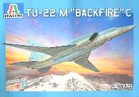 イタレリ1/72 航空機シリーズTU-22M バックファイアー C
