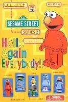 セサミストリート SERIES 2 〔全5体セット〕
