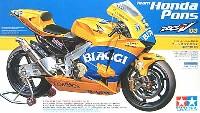 タミヤ1/12 オートバイシリーズチーム ホンダ ポンス RC211V '03