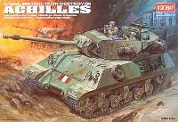 アカデミー1/35 Armorsイギリス 駆逐戦車 アキリーズ
