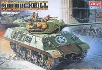 アカデミー1/35 Armorsアメリカ 駆逐戦車 M10 ダックビル ガン・モーターキャリアー