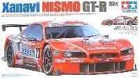 タミヤ1/24 スポーツカーシリーズザナビィ ニスモ GT-R (R34)