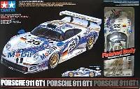 ポルシェ 911 GT1 フィニッシュボディ