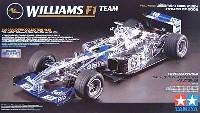 タミヤ1/20 グランプリコレクションシリーズフルビュー ウイリアムズ BMW FW24 イタリアGP仕様