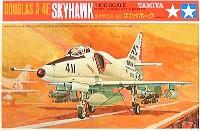 タミヤ1/100 ミニジェットシリーズダグラス A-4E スカイホーク