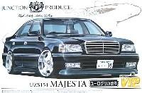 アオシマ1/24 スーパー VIP カージャンクション 15 マジェスタ ユーログリル仕様 (UZS151)