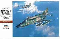 ハセガワ1/48 飛行機 PTシリーズRF-4E ファントム 2 航空自衛隊