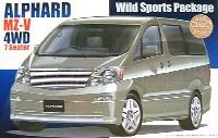 トヨタ アルファード MZ_V 4WD ワイルドスポーツ7人乗り