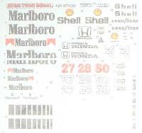 1/20 MP4/5B ハイテクデカール Ver.2