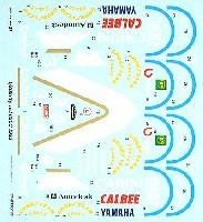 ティレル 020C '93 デカール