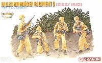 ドイツ第3降下猟兵連隊 (シシリー1943)