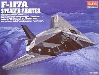 アカデミー1/48 Scale AircraftsF-117A ステルスファイター