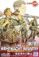 ドイツ国防軍歩兵(1941 バルバロッサ)&ドイツ装甲擲弾兵(1943 ハリコフ)