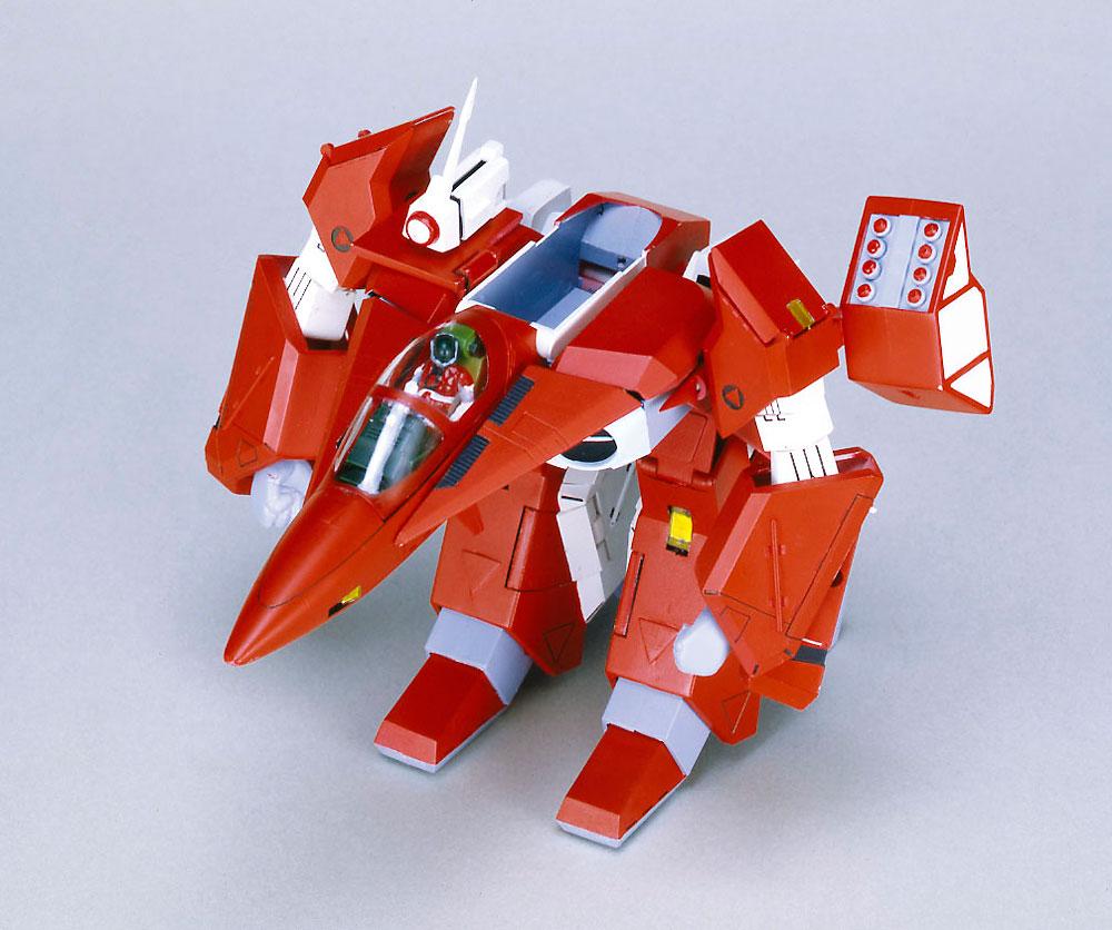 可変レギオス ゼータプラモデル(アオシマ機甲創世紀モスピーダNo.4905083055557)商品画像_3