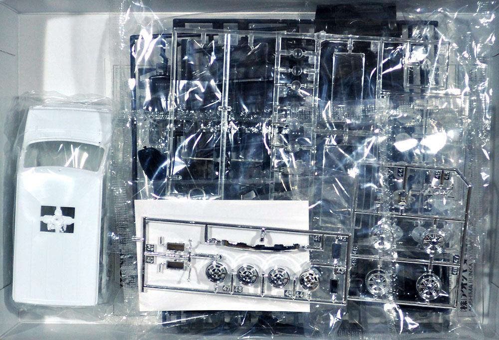 ホンダ VA ライフ ステップバン '74プラモデル(アオシマ1/24 ザ・モデルカーNo.074)商品画像_1