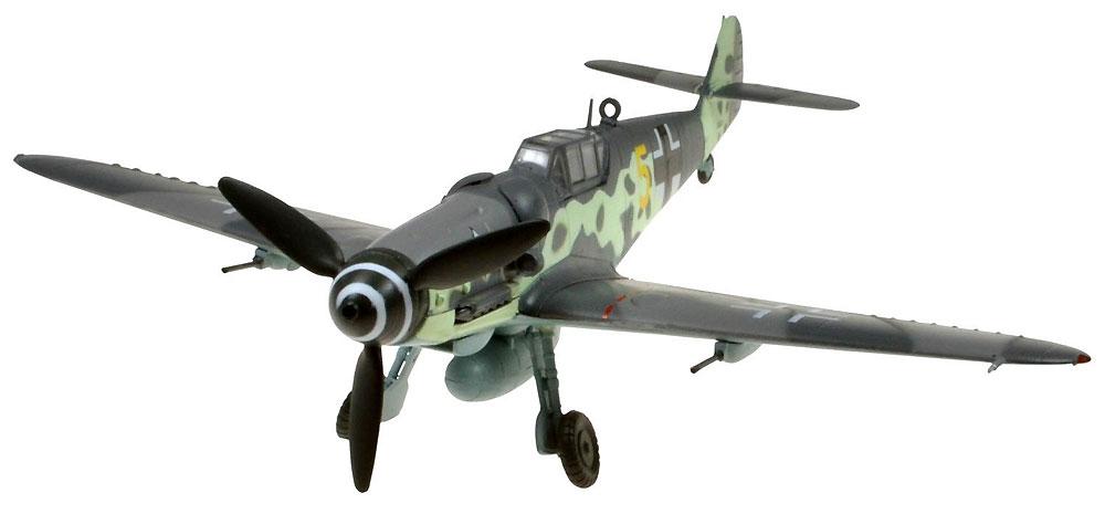 メッサーシュミット Bf109G-6プラモデル(童友社1/72 彩シリーズNo.010)商品画像_2